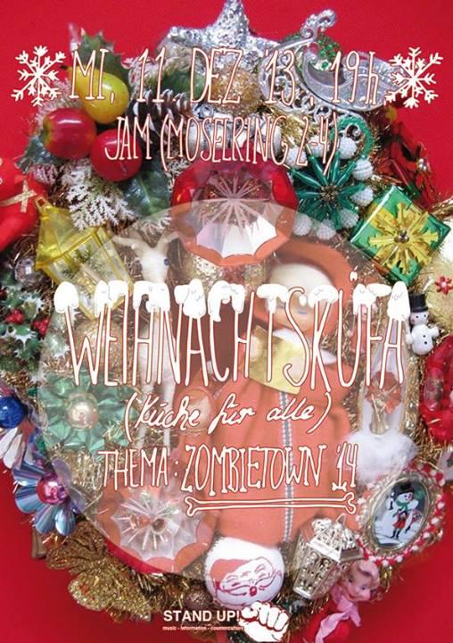 Flyer Küfa Dezember 2013
