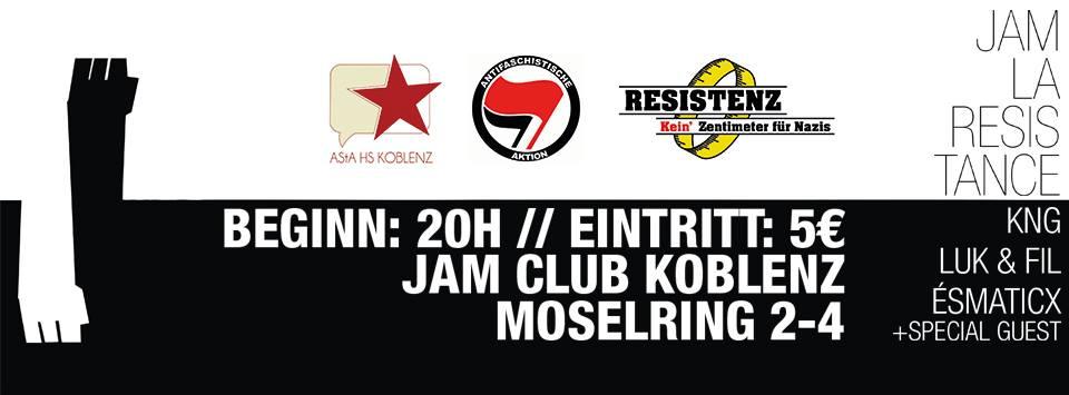 2013 Rap gegen Rechts Koblenz