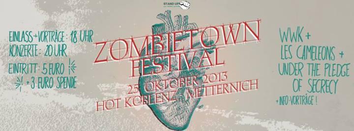 Zombietown 2013